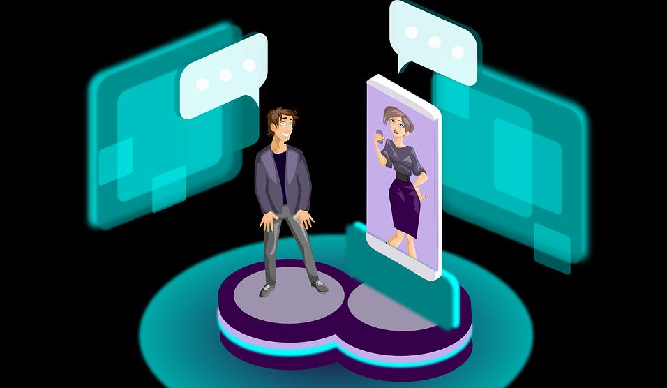 Application rencontre virtuel